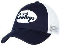 New Dallas Cowboys NFL Football Cap Hat Women adjustable snapback trucker mesh