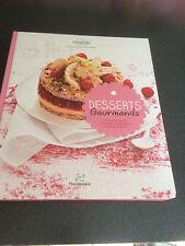 livre THERMOMIX desserts gourmands
