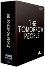 The Tomorrow People: The Complete Series (Limited Edition Box Set) [DVD]