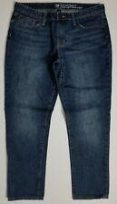 "GAP SEXY BOYFRIEND FIT capri Jeans TAG SZ 8 /29 ( 33""waist 27""inseam measured"