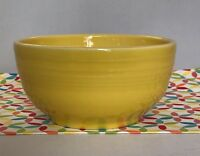 Fiestaware Sunflower Small Bistro Bowl Fiesta Yellow 22 oz Bowl