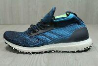 52 New adidas Mens Ultra Boost All Terrain ATR 8.5- 13 Blue Running Shoes B37698