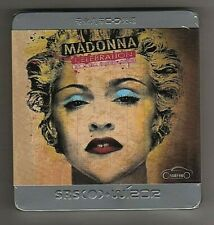 Madonna – Celebration –2 CD Limited Edition Metal Box 828768996379 -SEALED MINT