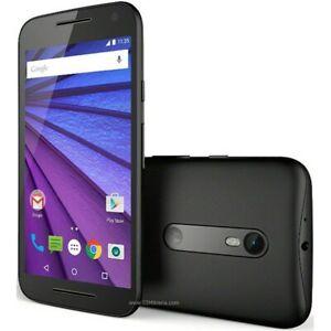 "Motorola Moto G3 XT1541 Unlocked Smartphone 5.0"" 13MP 8GB"