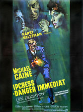 Affiche -  IPCRESS DANGER IMMEDIAT - 60x80cm
