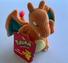 Charizard Pokemon Soft Plush Figure Hasbro 1998 NEW