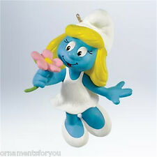Hallmark 2011 Smurfette The Smurfs Ornament