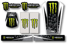 KIT DECO UNIVERSEL MONSTER ENERGY 85 125 250 450 YZ YZF