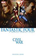MARVEL FANTASTIC FOUR CIVIL WAR TPB #538 539 540 541 542 543 NEW FREE SHIPPING 1