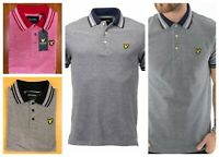 LYLE & SCOTT SHORT SLEEVE 'OXFORD POLO' SHIRT CHRISTMAS SPECIAL SALE !!!!