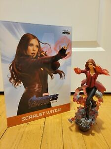 SCARLET WITCH BDS Art Scale 1/10 Statue Iron Studios - Avengers Endgame (Marvel)