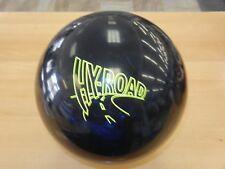 """NIB 15# Storm Hyroad Bowling Ball w/Specs of 15.3/3.5-4"""" Pin/3.20oz TW"""