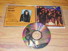 JON BON JOVI - BLAZE OF GLORY / JAPAN-CD 1990 MINT-