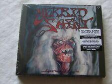 "MORBID SAINT-"" SPECTRUM OF DEATH"" 2 x CD 2016 LIMITED EDITION DIGIPAK OVP"