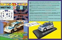 ANEXO DECAL 1/43 MG METRO 6R4 D.LLEWELLIN RAC 1986 9th (01)