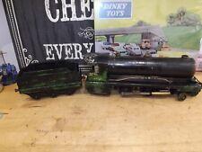 Bowman 234 250 O Gauge Live Steam Locomotive Loco Engine train tender