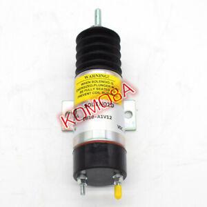D610-A5V12 12V Pull Solenoid Valve For Trombetta D610 Series