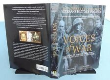 Voices of War - Stories of Service, Home Front ~ National Geographic (2012, H/C)