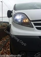 H4 Bi-xenón Hid Kit de conversión Nissan Primastar Vivaro de tránsito H4 6000k 8000k