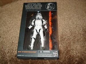 "STAR WARS 2014  ""#09 STORMTROOPER"" THE BLACK SERIES"