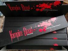 VAMPIRE BLOOD All Natural Stick Incense Buy 3 Get 1 FREE Wiccan Pagan