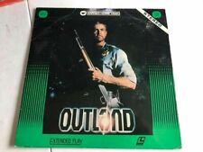Outland - Vintage Laserdisc Movie - Sean Connery