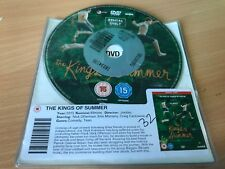 The Kings Of Summer (DVD, 2013) DISC ONLY