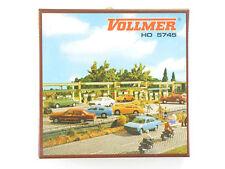 Vollmer 5745 Zapfsäulen für Tankstelle BP Bausatz H0 wie NEU OVP 1603-18-47