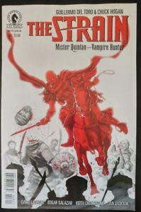 The STRAIN #3 Mister Quinlan Vampire Hunter (2016 DARK HORSE Comics) VF/NM Book