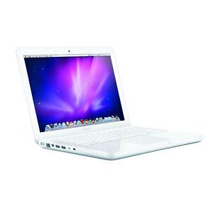 "Apple MacBook MC516LL/A 13"" Core 2 Duo 2.4GHz 2GB RAM 250GB HDD 2010 Grade C"