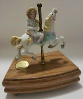 Vintage Rare American Carousel Tobin Fraley 3rd Edition Music Broken 6100/9500