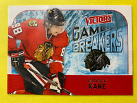 2009-10 Upper Deck Victory Game Breakers #GB18 Patrick Kane Chicago Blackhawks