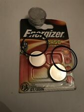 2 X Energizer Battery O Rings  SUUNTO. D4, D4i, Grease FREE POST