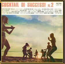 """COMPILATION """" COCKTAIL DI SUCCESSI N.2 """" LP NUOVO CETRA LPP 111 1967"""