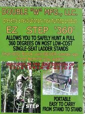 Hunting treestand accessory