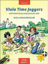 Viola Time Joggers (Book & CD) Pupils Book, Blackwell & Blackwell, 7 composers i