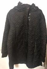 Steve Madden Women's Plus Size Quilted Lightweight Winter Puffer Coat Size 2X