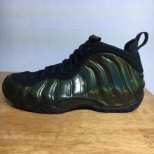 Nike Air Foamposite One Legion Green Albone Gold Hologram 314996 301 Penny