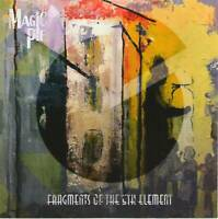 MAGIC PIE - FRAGMENTS OF THE 5TH ELEMENT (2019) Prog Rock CD Jewel Case+GIFT