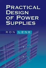 Practical Design of Power Supplies by Ron Lenk (Hardback, 2005)