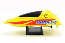 Volantex TUMBLER YELLOW Mini Racing Boat - Ready To Run with Charger & Battery