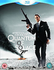 Quantum of Solace (Blu-ray, 2009)