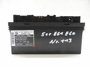 BMW 5er E61 E60 Karosseriemodul Steuergerät E6xKBM High Original 6969012