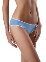 Conte Panties LB 644 | Women Comfy Cotton Bikini PANTIES, multiple colors