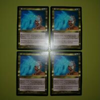 Recoil x4 - Invasion - Magic the Gathering MTG 4x