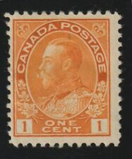 """Canada 1922 #105 King George V """"Admiral"""" Issue - F MH"""