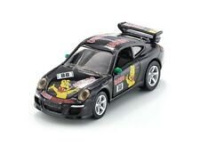 Porsche 911 997 Carrera S Coupe Racing Black Haribo #88 Siku Super 1456 1:55