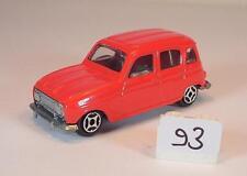 Norev Mini Jet Nr. 301894 Renault 4L rot #093