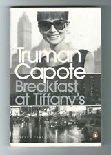 BREAKFAST AT TIFFANY'S by Truman Capote (Penguin Paperback, 2000)
