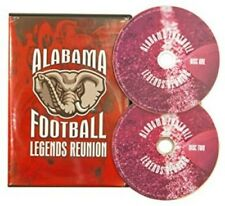 Alabama Football Legends Reunion [New DVD] 2 Pack